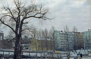 Helsinki kallio